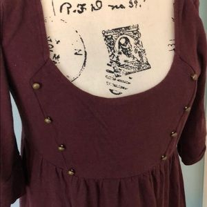 Anthropologie Dresses - Anthropologie kimchi's blue mini dress, Sz m